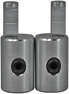 B07JMSQBBB Pair of ILL Customz Power and Ground 4 Gauge to 8 Gauge Amp Input Reducers 31jwsOpcmvL