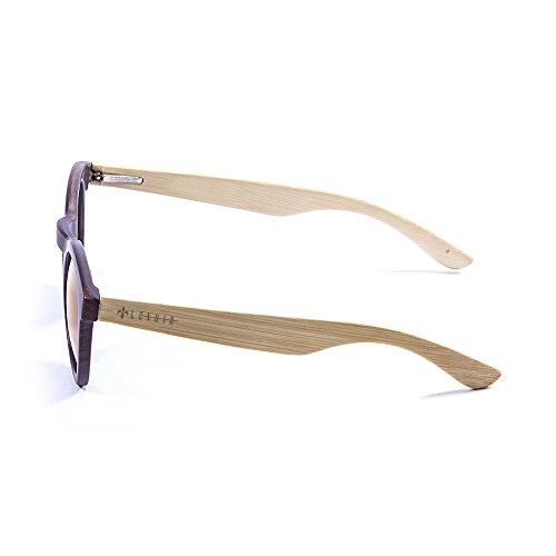 Lenoir Eyewear LE20010.8 Lunette de Soleil Mixte Adulte, Marron