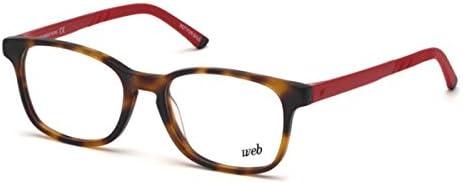 Web Eyewear Jungen Brillenfassung Braun Havana