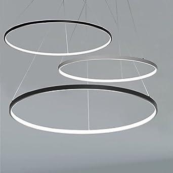 JJ Moderne LED-Deckenleuchten 40W Pendelleuchte moderne ...
