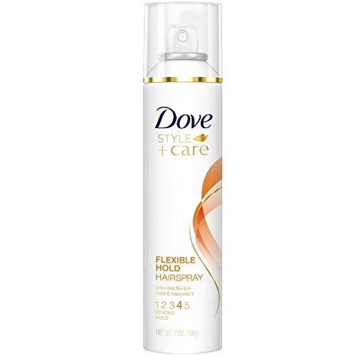 Dove Style Flexible Hairspray Strong