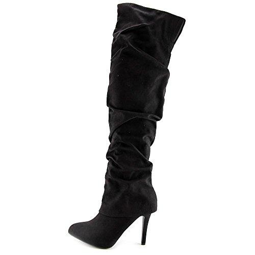 EU US Black Kymari Knee Women the 9 Over Nina 39 5 5 Boot vqCfwdEx