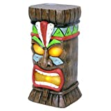Garden Treasures 15-in H Tiki Garden Statue