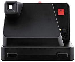 Polaroid Originals OneStep+ Black (9010), Bluetooth Connected Instant Film Camera 31jx1IMQk L