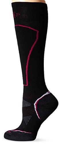 Smartwool PhD Ski Light Sock - Women's Black Small
