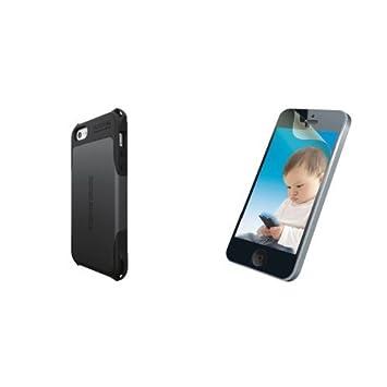 1eaa0b7ac6 Amazon | 【フィルムセット】ELECOM iPhone SE/5/5S 全方向衝撃吸収 ...