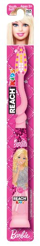(Reach Barbie Soft Youth Toothbrush)