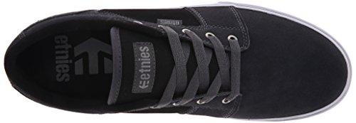 Gris Hombre LS Black Dark Etnies Zapatillas 022 de Barge Grey Skateboard XqYBq6