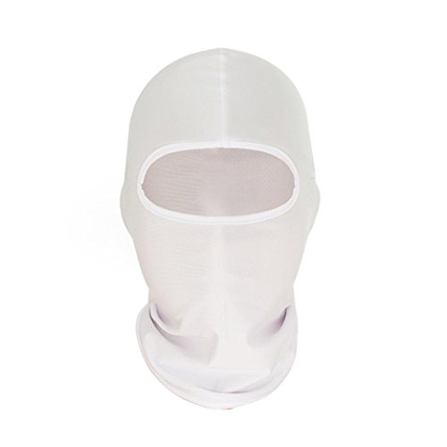 White Face Mask For Sale