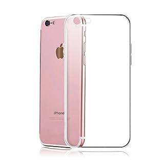 iPhone 8 Case,iPhone 7 case Clear Case Cover Soft TPU Gel Bumper Shock Absorption Case for iPhone 8/7