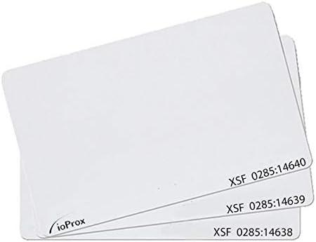 Amazon.com: kantech p20dye ioprox Thin Tarjetas de Crédito ...