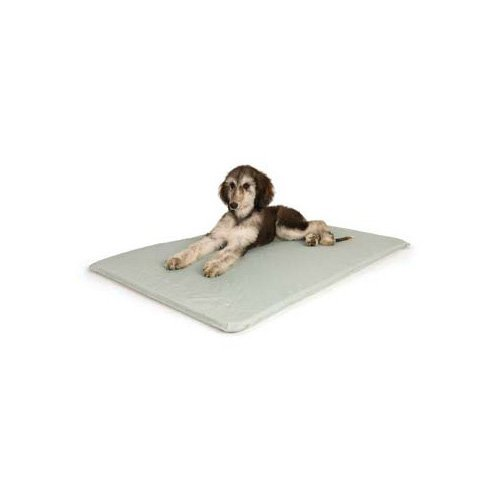 K&H Manufacturing Cool Bed III for Dogs (Medium, 22 Inch L x 32 Inch W)