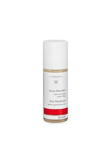 Dr. Hauschka by Dr. Hauschka Rose Deodorant --50ml/1.7oz for WOMEN ---(Package Of 5)