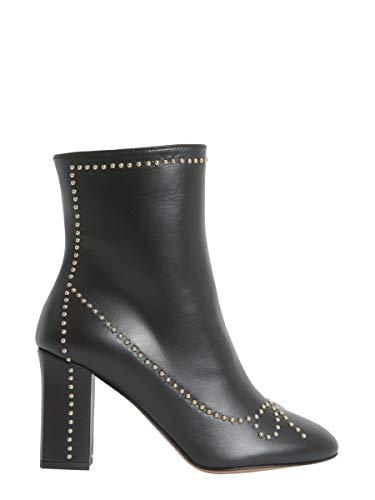Moschino pelle nera in Stivaletti Women 610180040555 Boutique YXgwUqzdpX