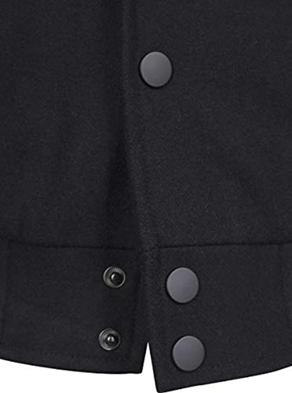 Urban Classics Collar College męska kurtka: Odzież