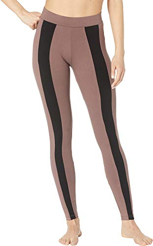 Puma Stretch Leggings - PUMA Women's Classics T7 Leggings Peppercorn Medium 28