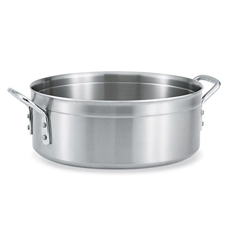 Vollrath 77761 Tribute Heavy Duty 15 Quart Brazier by Vollrath