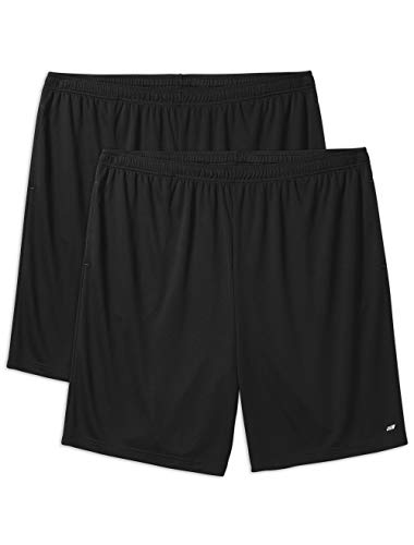 Train in confidence with these quick-dry shorts