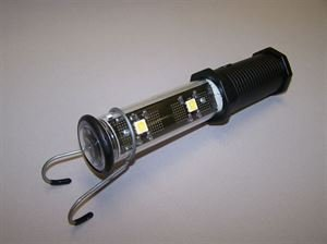 Saf-T-Lite- 1925-2026 Stubby II LED, with 1-Watt End LED, Xtreme Shield Outer Tube, 25' Cord, with Inline Tool Tap