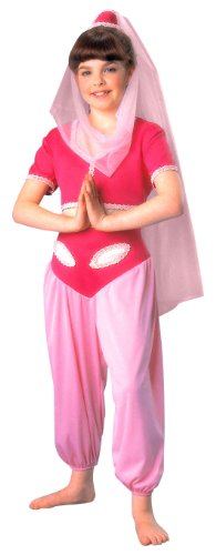 I Dream of Jeannie Kids (I Dream Of Jeannie Child Costumes)