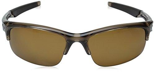 700acfba85 Amazon.com  Oakley Bottle Rocket Men s Polarized Active Sports  Sunglasses Eyewear - Brown Smoke Bronze   One Size Fits All  Clothing
