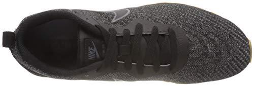 010 da Black Nero Mesh Nike Grey Runner Dark 2 Uomo MD Black Ginnastica Basse Scarpe ENG ZqZv7wY