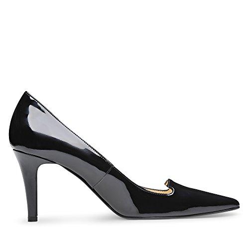 Jessica Escarpins Femme Cuir Verni Noir 35