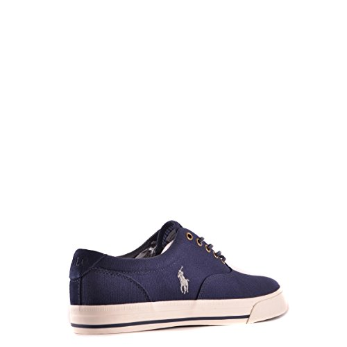 Lauren Polo Uomo Blu Tessuto Sneaker VAUGHN Blu 40 Ralph aawr5qH7