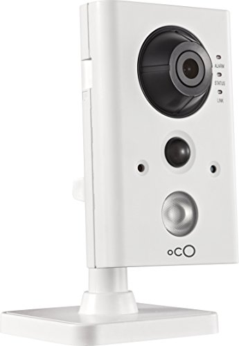 Oco Pro Indoor Wi-Fi Network Surveillance Camera White OP-IND