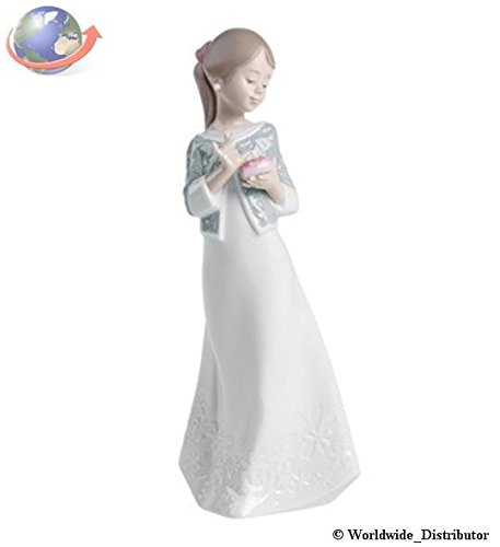 Nao Porcelain by Lladro A GIFT FROM THE HEART 2001588 ()