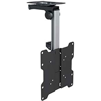 Flp 110 motorized flip down ceiling tv lift for Motorized vertical tv lift