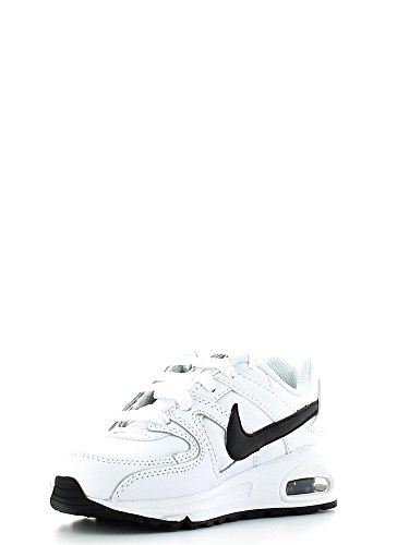 Nike Air Max Command Leather (PS) Schuhe white-black - 32