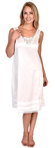 Patricia Lingerie Women's Anti-Static Full Slip Snip-it 36