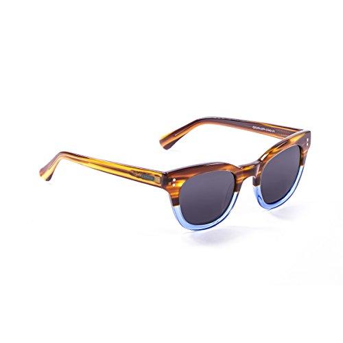 Lenoir Eyewear LE62000.2 Lunette de Soleil Mixte Adulte, Marron