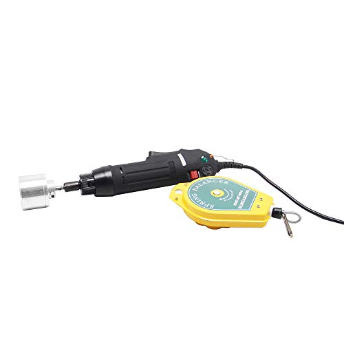 CGOLDENWALL Large torque Handheld Electric Capping Machine Cap Sealer Sealing Machine handheld Wearable electric sealing bottles and packaging equipment lid tightener 1-50mm by CGOLDENWALL (Image #1)