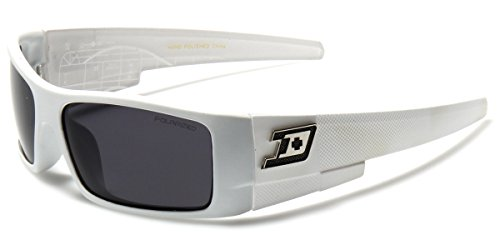 Dxtreme POLARIZED Rectangular Men's Fishing Driving Hunting Sports - Sunglasses Dxtreme