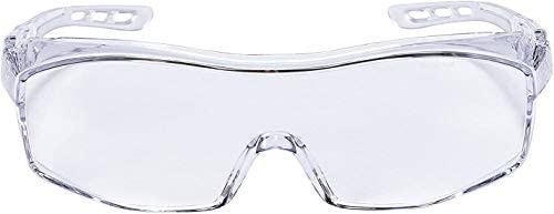 Sport Over The Glass Safety Eyewear (1 Pack) Clear / Sport Over The Glass Safety Eyewear (1 Pack) Clear