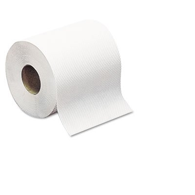 Toallas duras de rollo, blanco, 7 7/8 de ancho x 350 pies