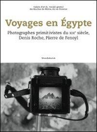 Voyages en Egypte : Photographies primitivistes du XIXe siècle, Denis Roche, Pierre de Fenoyl