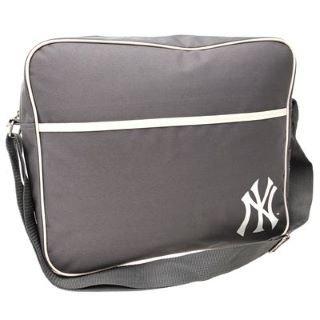 2cc86fb9fa New York Yankees Flight Bag Grey -  Amazon.co.uk  Clothing
