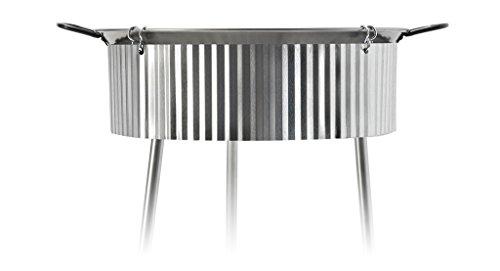 Castevia Paella Gas Burner Windshield (less than 70cm) 28-Inch Kitchen Castevia Imports