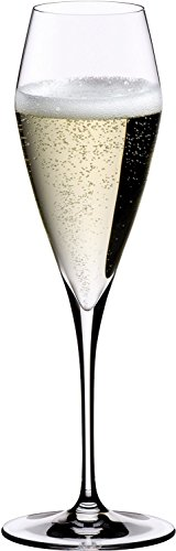 Riedel Vitis Leaded Crystal Champagne Glass, Set of 4 ()