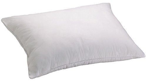 Kids Toddler Pillow Hypoallergenic - Soft and Supportive, Great for Sleep or Travel - Made in The USA (12