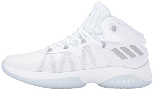 grey Two Adidas Explosive Athlétiques white Chaussures Bounce White O6qwRO