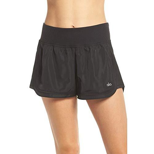 降臨デコードする集中的な(アロー) ALO レディース ボトムス?パンツ ショートパンツ Meditate Shorts [並行輸入品]