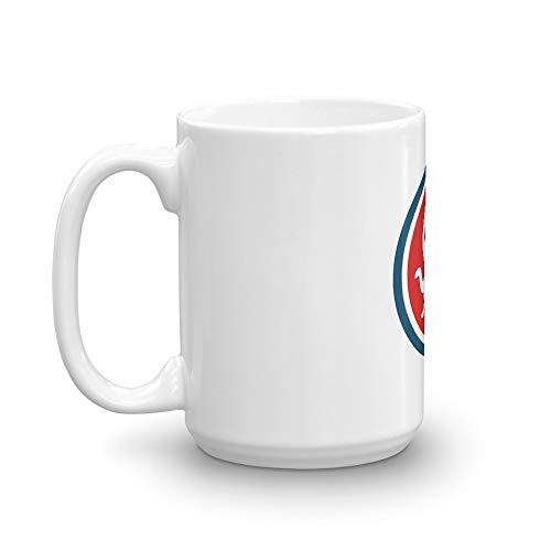 Octonauts Logo 15 Oz White Ceramic -