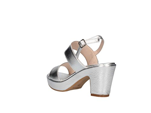 Sandalo Donna Martina 283 Mbss18 c6 Argento B vCwwBqa