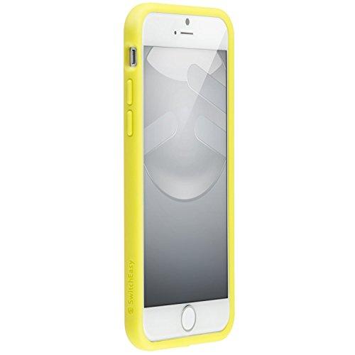 SwitchEasy AP-11-113-16 Case Tones für Apple iPhone 6 11,9 cm (4,7 Zoll) orange