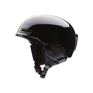 Smith Optics Allure Women's Ski Snowmobile Helmet , Black Discord , Large