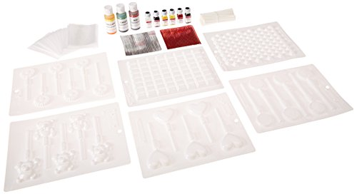 Hard Candy Mold (Lorann Oils Ultimate Candy Kit)